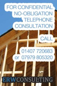 For confidential no obligation telephone consulttion call 01407 720 683